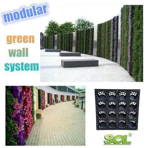 vertical garden wall planter box felt hydroponics