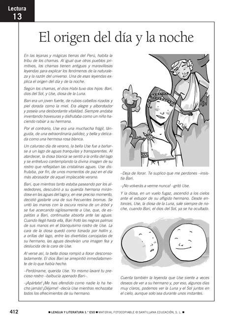 lectura y redaccin ejercicios y teora sobre lengua espaola lecturas 1 186 eso by jgjuguera page 26 issuu