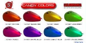 custom candy paint colors car interior design
