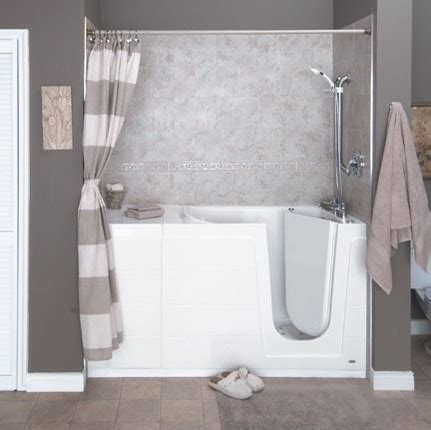 Bathtub Elderly Bathroom Remodeling Safe Walk In Tubs And Showers