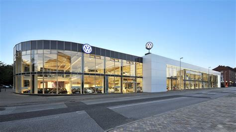 Auto Zentrum Kiel by Schmidt Hoffmann Modernisiert Vw Zentrum Autohaus De