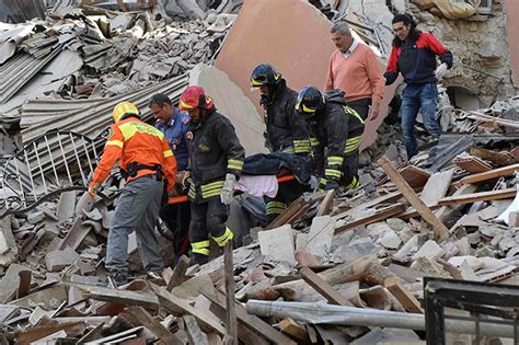 Earthquake Rescue Jacket by She S Alive 10 Pulled From Italy Earthquake