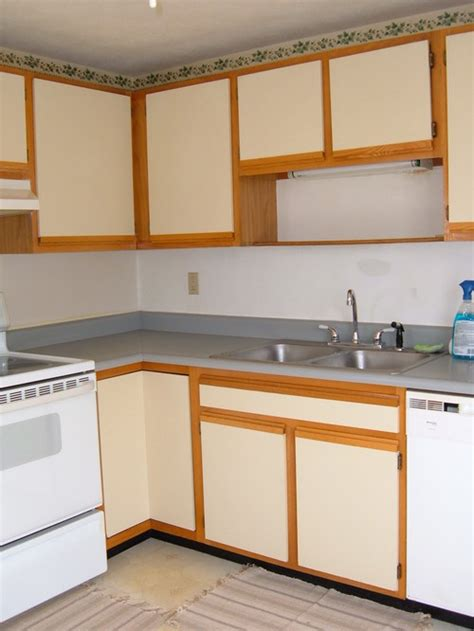 80s Kitchen Cabinets Makeover by 80 S Kitchen Makeover