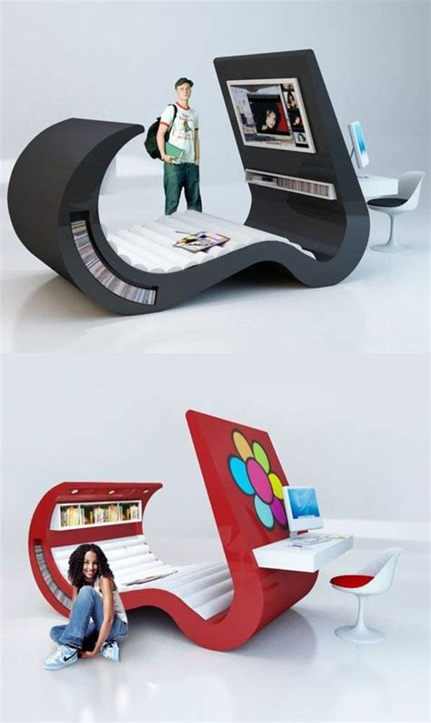 Cool Designer Made Think by 25 Cool Bedroom Designs To About At