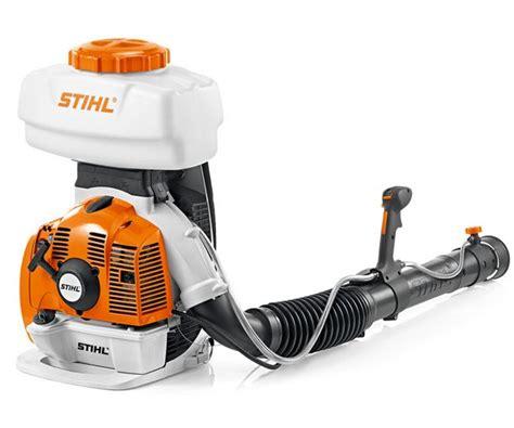 Mist Blower Stihl Sr 5600 stihl sr 450 backpack mistblower 63 3cc fr jones and