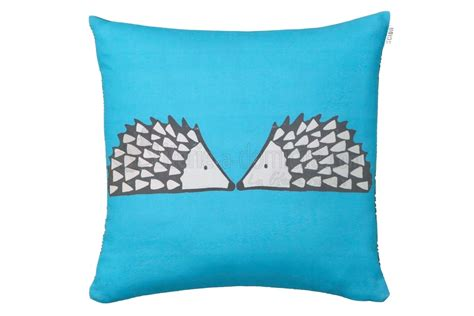 coussin literie coussins spike turquoise literie 224 domicile