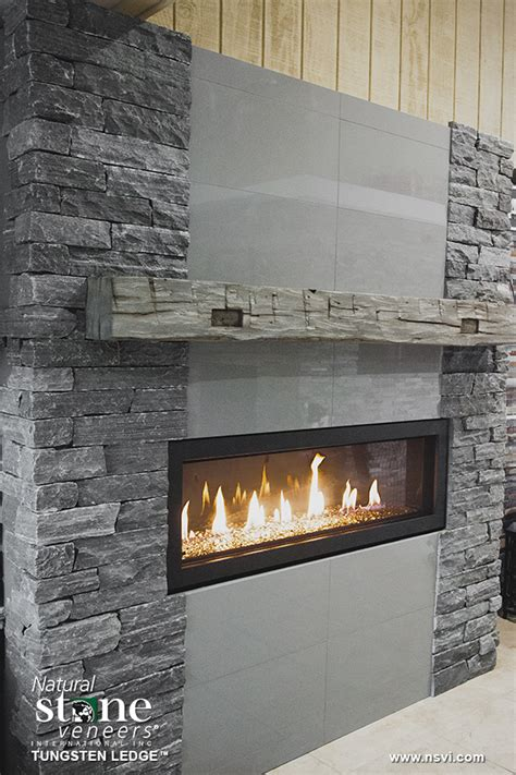 fireplace ledge tungsten ledge fireplace veneers inc