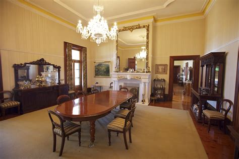 interior of the house file jimbour house inside dining room jpg wikimedia commons