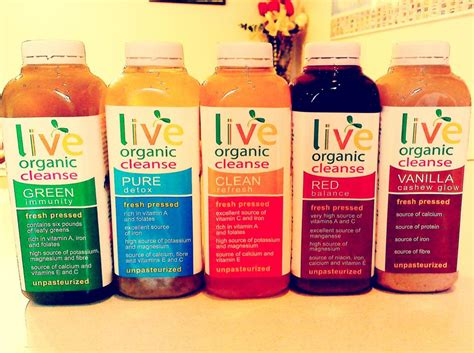 Organic Whole Detox by Juice Cleanse Live