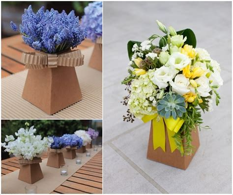 5 budget friendly and easy bridal shower centerpiece ideas