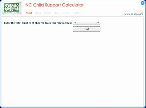 Search Child Support Child Support Estimator Driverlayer Search Engine
