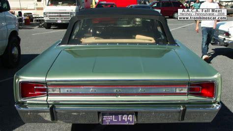 Convertible De 3604 by 1966 Dodge Coronet 500 Convertible