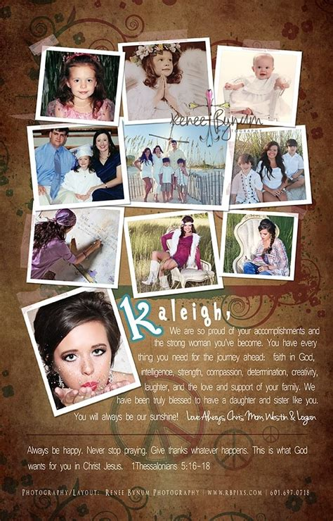 77 Best Images About Yearbook Senior Ad Ideas On Pinterest Photographers Student And Yearbooks Baby Year Book Template
