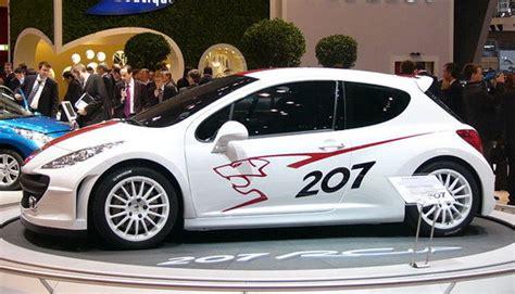 Rc Aufkleber Anbringen by Peugeot 207 Rc Cup Seiten Dekor Aufkleber 206 X 58 Cm Ebay