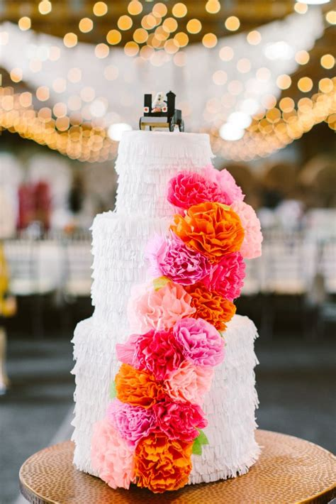 diy wedding cake pi 241 ata the neon tea