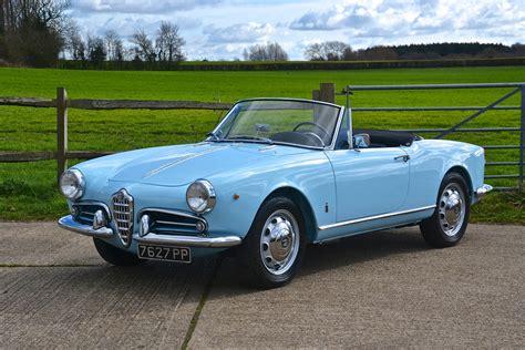 Alfa Romeo Company by Alfa Romeo Giulietta Spider Sold Southwood Car Company