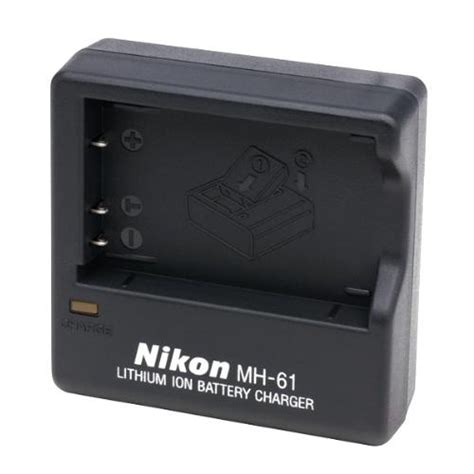 battery charger mh 65 nikon battery charger mh 61 specificaties tweakers