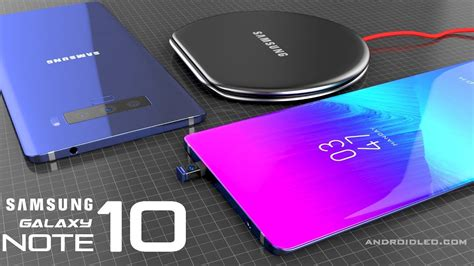 samsung galaxy note 10 with s pen best iphone killer phone introduction concept