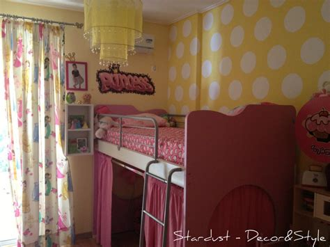 paint polka dots bedroom wall girl s bedroom reveal and how to paint polka dots on a