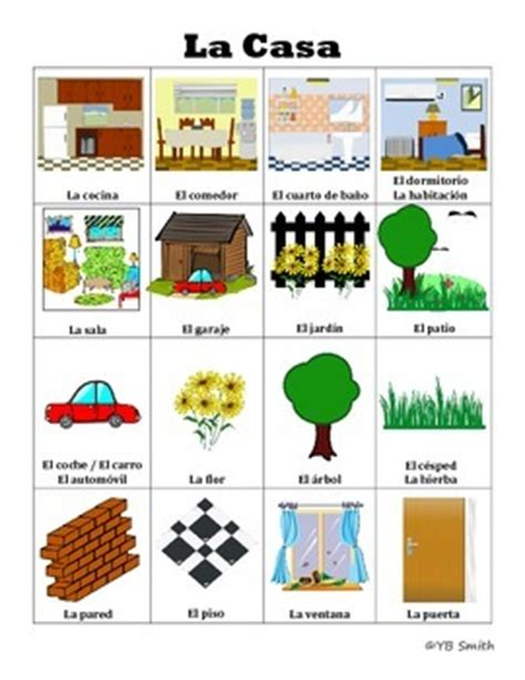 our house in spanish vocabulary house in spanish driverlayer search engine