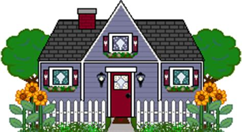 Homes Decorated For Fall by Animation Playhouse Free Animated Gifs House Page 5