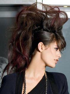 first impression with a punk rock haircut rock steady gwen stefani designs rockin the punk