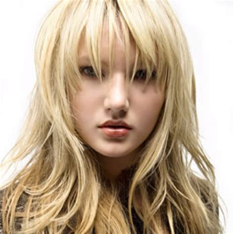 hairstyles for damaged bangs 48 best images about bangs for long hair on pinterest
