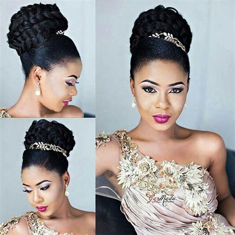 17 best images about hair styling on coiffures bobs and updo afrodelicious salon nappy coiffure mariage cheveux cr 233 pus afrodelicious net