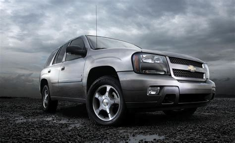 chevrolet trailblazer 2008 car and driver