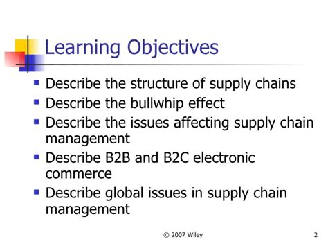 Construction Supply Chain Management Concepts And Studies 5in1 chapter 4 supply chain management