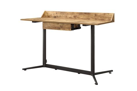 Industrial Style Computer Desk 801218 At Gardner White