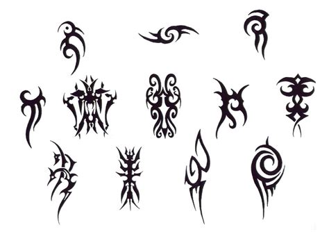 small tribal tattoo designs for men small tribal tattoos for best design