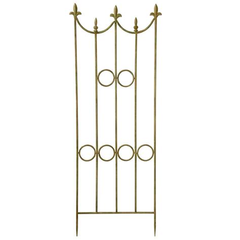 decorative fence panels home depot border fence bamboo garden fencing fencing the