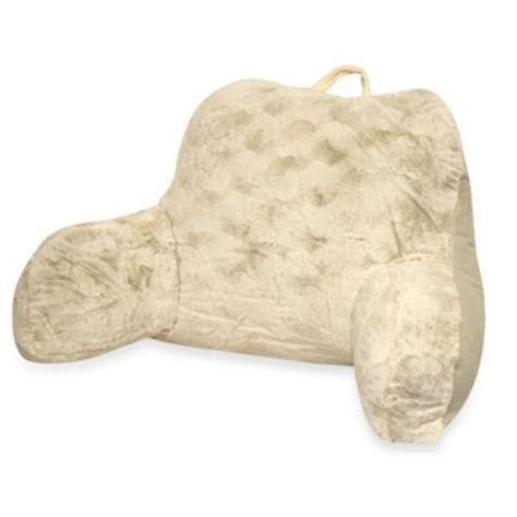 sit up pillow for bed buy sit up in bed pillow from bed bath beyond