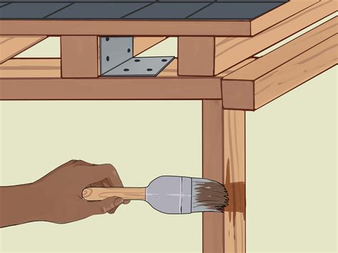 how to build a boat dashboard how to build a carport with pictures wikihow