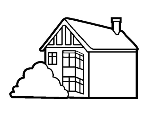 modern house coloring pages 28 modern houses tweet this page modern house