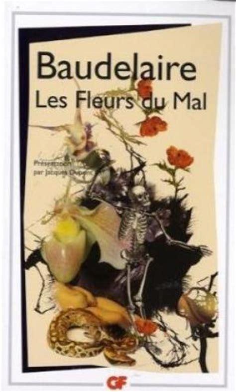 les fleurs du mal 2070466655 les fleurs du mal di baudelaire abebooks