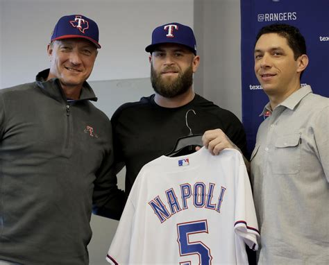 mike banister nap time rangers mike napoli finally reunited for 3rd