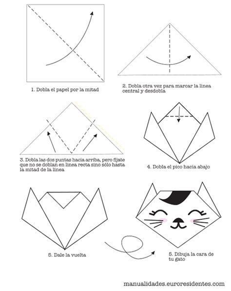 Pdf Origami - manualidades mayo 2013