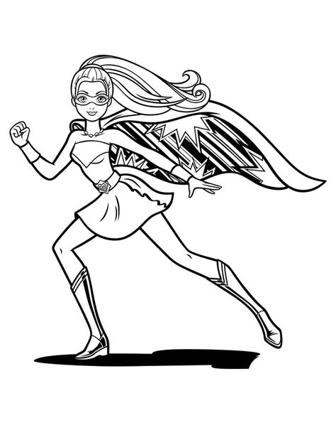 Princess Power Coloring Pages