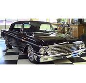 1962 Ford Galaxie XL Convertible Street Rod  YouTube