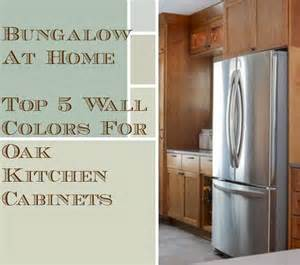Wall Colors For Kitchens With Oak Cabinets top wall colors for kitchens with oak cabinets kitchen design