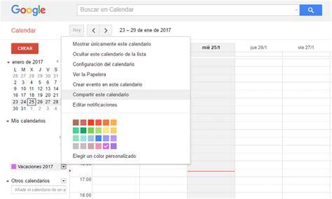 plan de vacaciones empleados 5 opciones para crear calendarios de vacaciones para