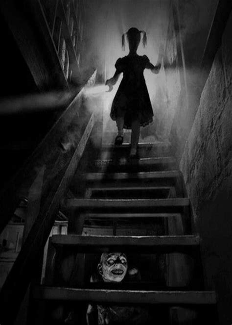 horror creatures in basement the basement stairs creepy