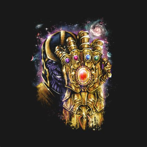 Awesome Mugs by Epic Thanos Infinity Gauntlet Portrait Epic T Shirt