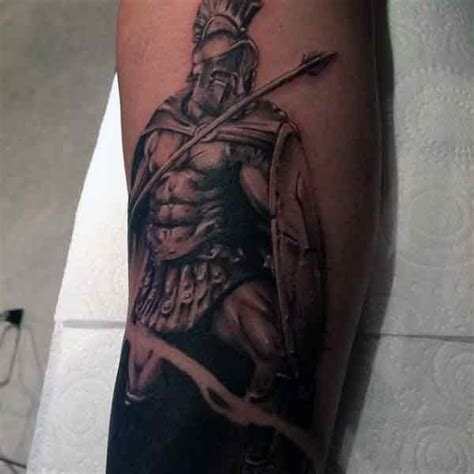 greek spartan tattoo designs 27 best warrior tattoos images on