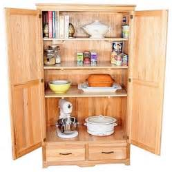 Kitchen Pantry Furniture by Oak Kitchen Pantry Cabinet Traditional Pantry Cabinets