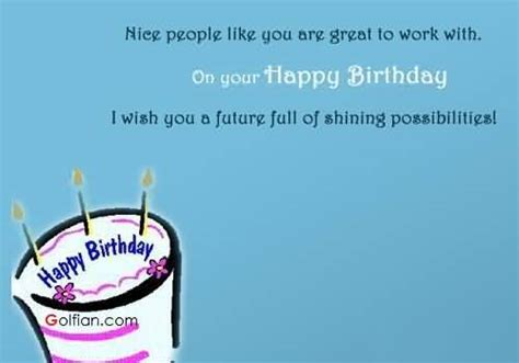 Happy Birthday Unique Quotes Famous Coworker Birthday Wishes Nice People Like You Are