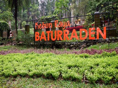 Harga Masuk Taman Anggrek harga tiket masuk kebun raya baturaden 2018 htm