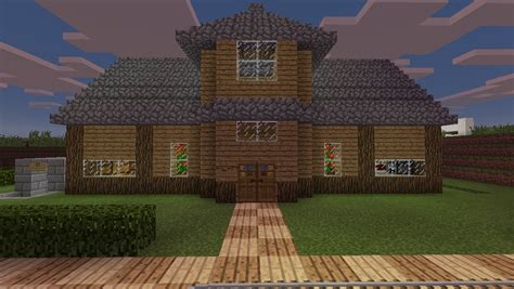 good house designs minecraft wooden house designs minecraft home design and style